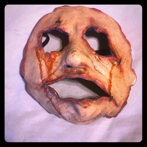 🖤Ed Gein Skinned Bloody Face Mask Horror Decor🖤